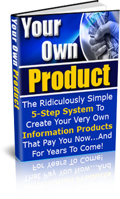 Create Your Own Product $97