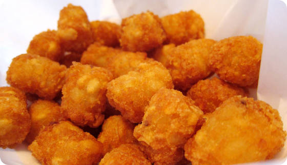 Marketing Advice From Tater Tots